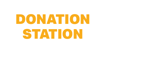Donation Station Truck